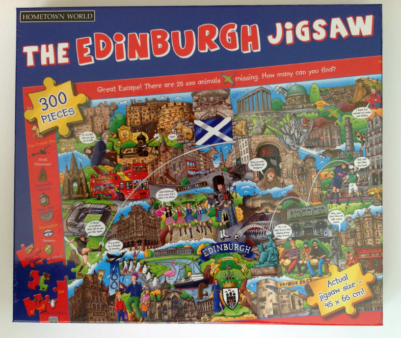Jigsaws and Board Games